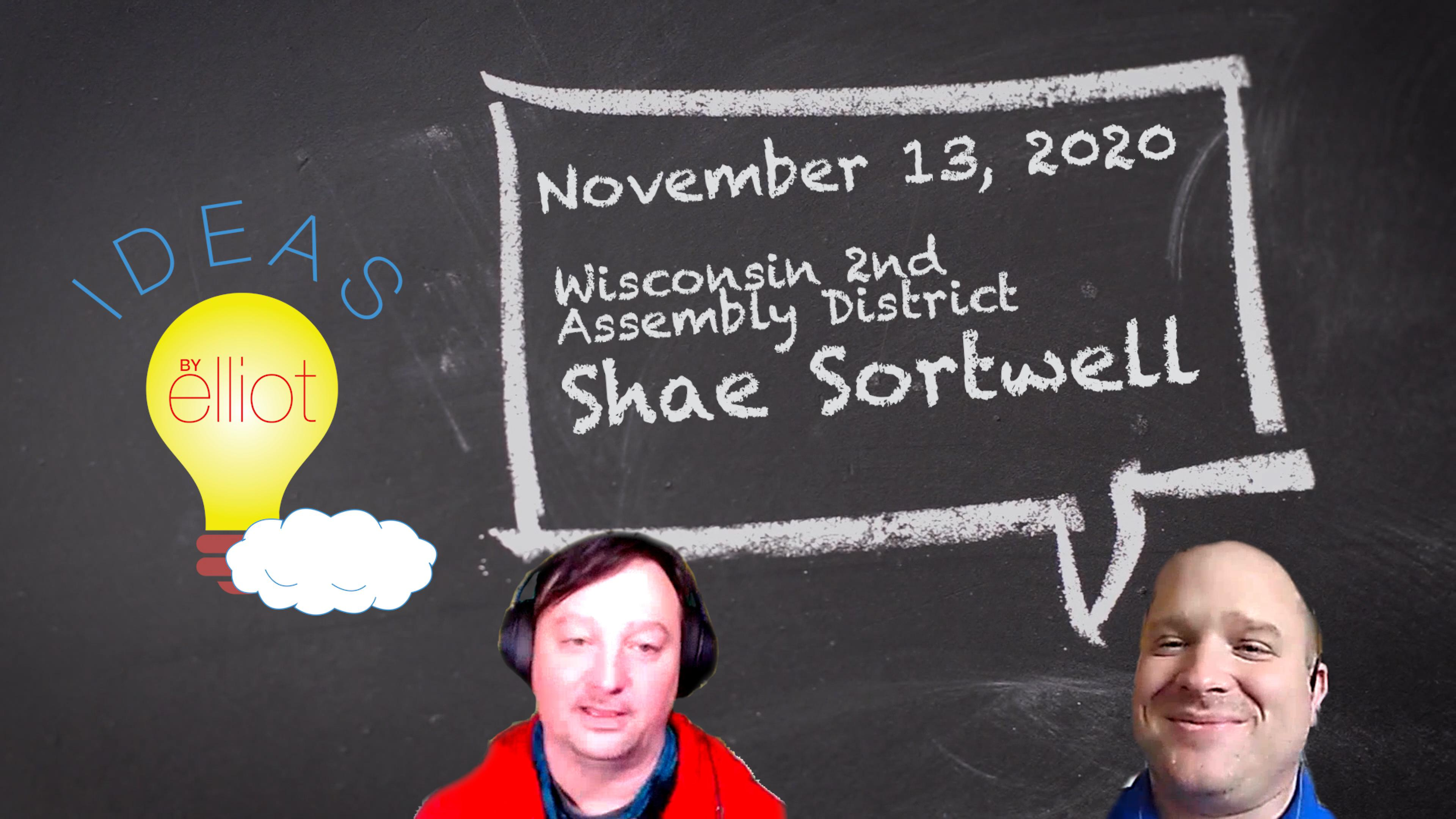 November 13, 2020 - Wisconsin Rep Shae Sortwell