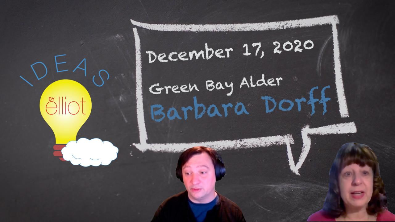 Green Bay City Council Alder Barbara Dorff