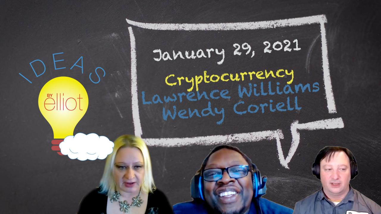 Cryptocurrency: Bitcoin, Polkadot, XRP, Flare & More w/ Lawrence Williams and Wendy Coriell